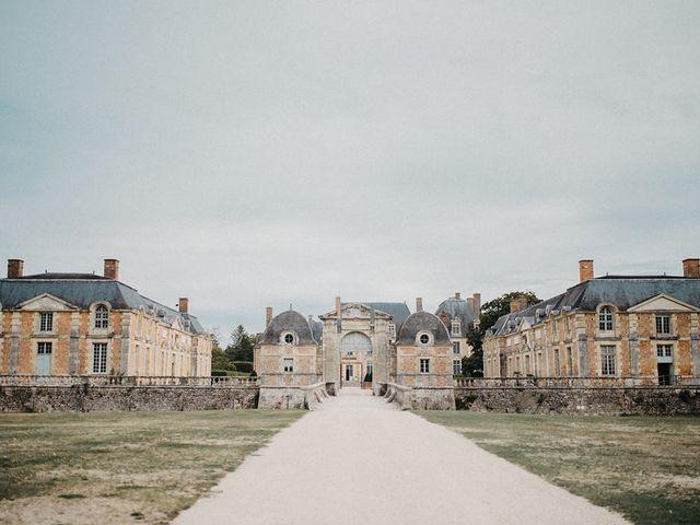 Le mariage de Nicolas et Clémence à Orléans, Loiret 2