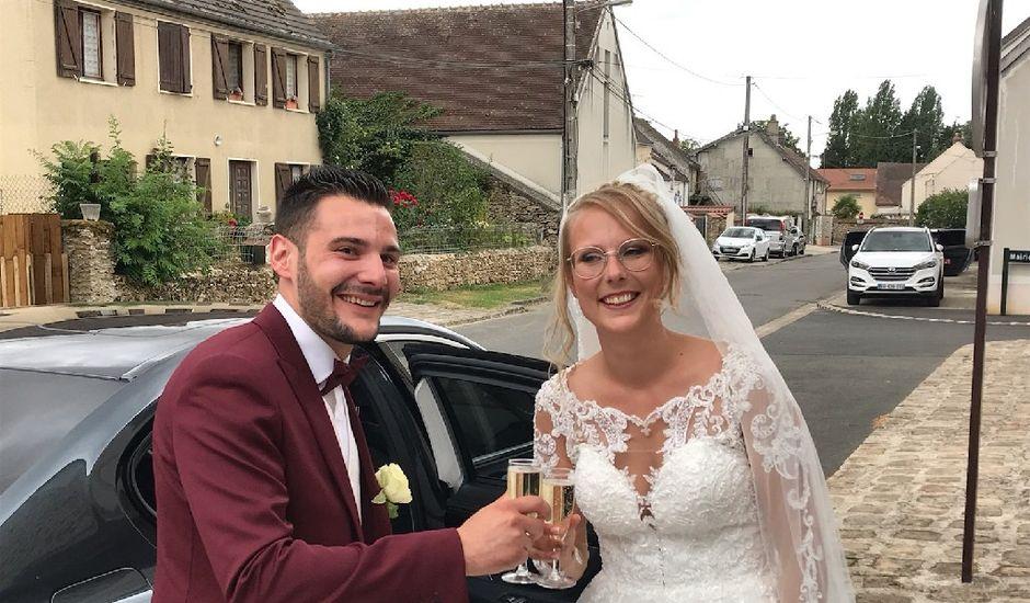 Le mariage de Dimitri et Virginie  à Le Plessis-Feu-Aussoux, Seine-et-Marne