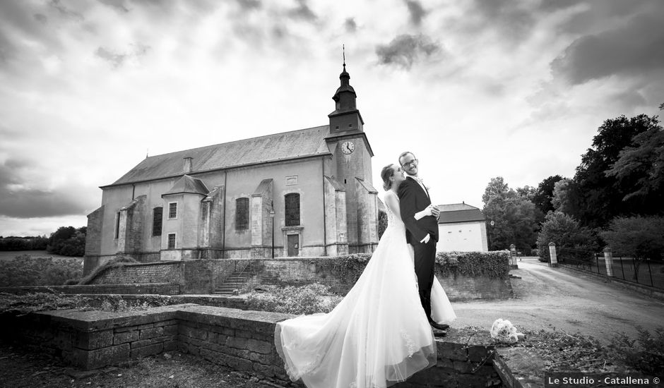 Le mariage de Arnaud et Noémie à Thionville, Moselle
