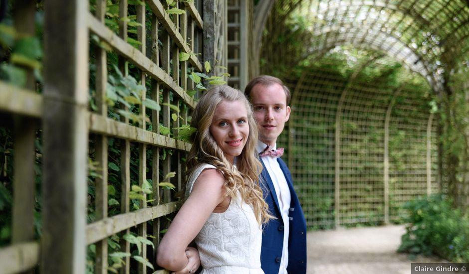Le mariage de Jean-Christophe et Ieva à Versailles, Yvelines