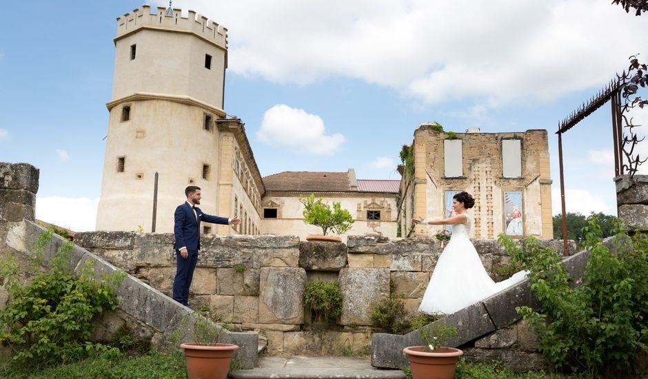 Le mariage de Baptiste  et Manon à Saint-Marcellin, Isère