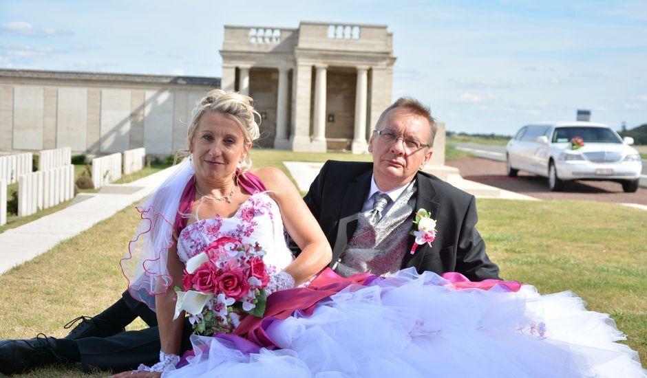 Le mariage de Michel et Lucie à Noeux-les-Mines, Pas-de-Calais