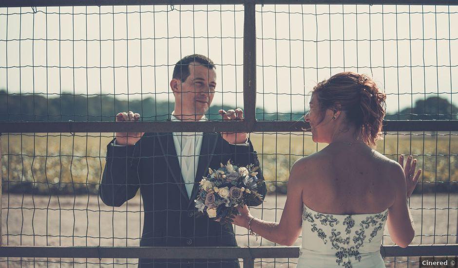 Le mariage de Gregory et Sandrine à Les Chapelles-Bourbon, Seine-et-Marne