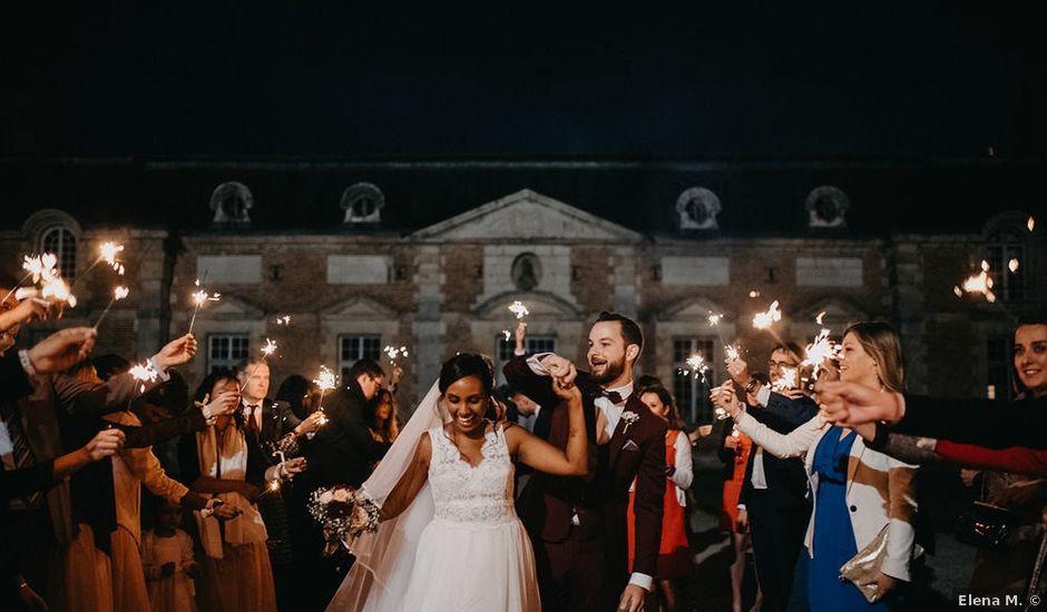 Le mariage de Nicolas et Clémence à Orléans, Loiret