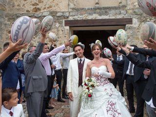 Le mariage de Fanny et Cyril
