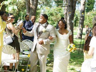 Le mariage de Allyson et Steeve