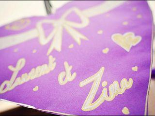 Le mariage de Zin et Laurent 2