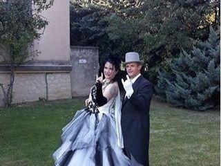 Le mariage de Christelle et Jean Marie 2
