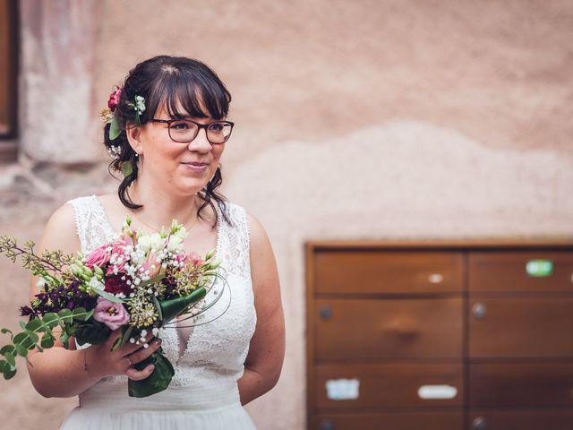 Le mariage de Sébastien et Adeline à Kaysersberg, Haut Rhin 14