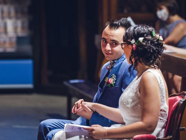 Le mariage de Sébastien et Adeline à Kaysersberg, Haut Rhin 21