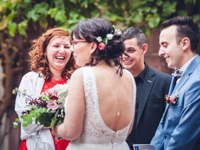 Le mariage de Sébastien et Adeline à Kaysersberg, Haut Rhin 24