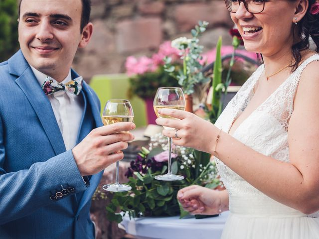 Le mariage de Sébastien et Adeline à Kaysersberg, Haut Rhin 30