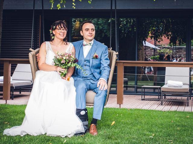 Le mariage de Sébastien et Adeline à Kaysersberg, Haut Rhin 35