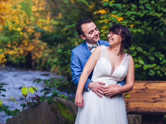 Le mariage de Sébastien et Adeline à Kaysersberg, Haut Rhin 51