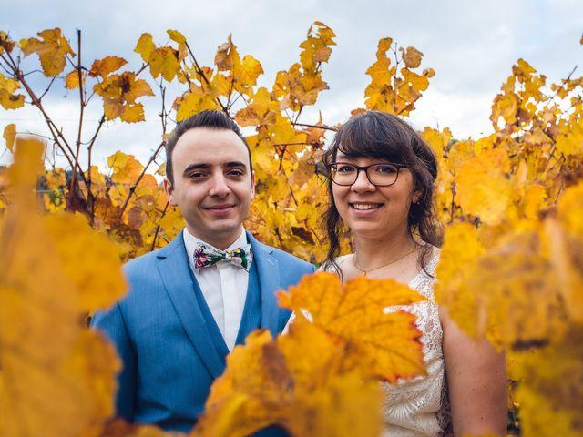 Le mariage de Sébastien et Adeline à Kaysersberg, Haut Rhin 53
