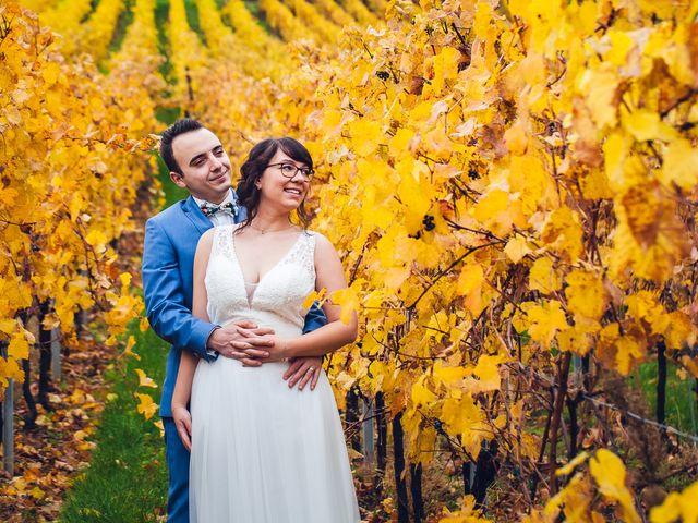 Le mariage de Sébastien et Adeline à Kaysersberg, Haut Rhin 54