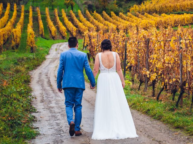 Le mariage de Sébastien et Adeline à Kaysersberg, Haut Rhin 56