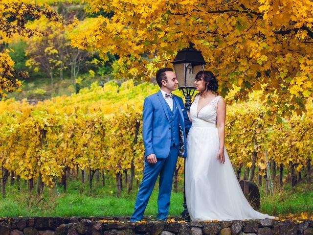 Le mariage de Sébastien et Adeline à Kaysersberg, Haut Rhin 57