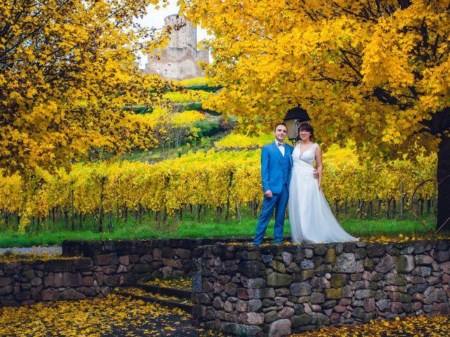 Le mariage de Sébastien et Adeline à Kaysersberg, Haut Rhin 58