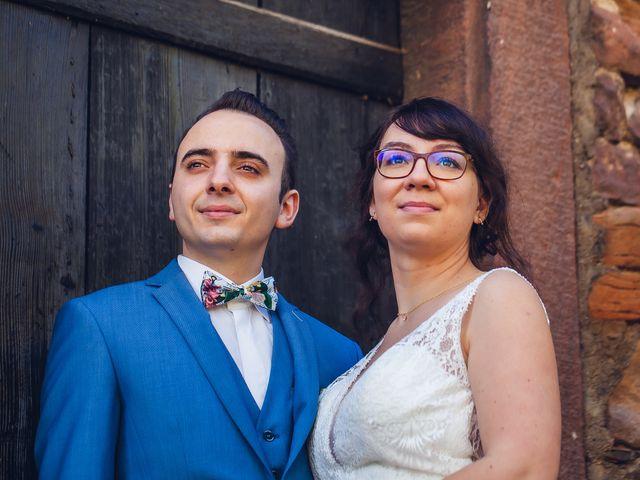 Le mariage de Sébastien et Adeline à Kaysersberg, Haut Rhin 59