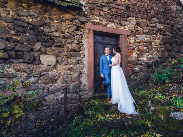 Le mariage de Sébastien et Adeline à Kaysersberg, Haut Rhin 60