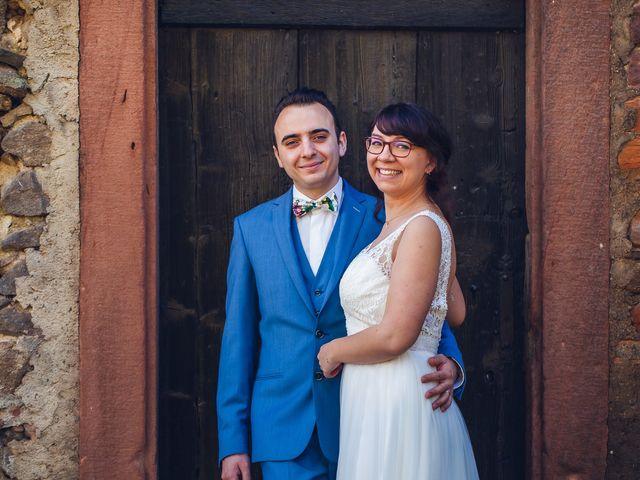 Le mariage de Sébastien et Adeline à Kaysersberg, Haut Rhin 2
