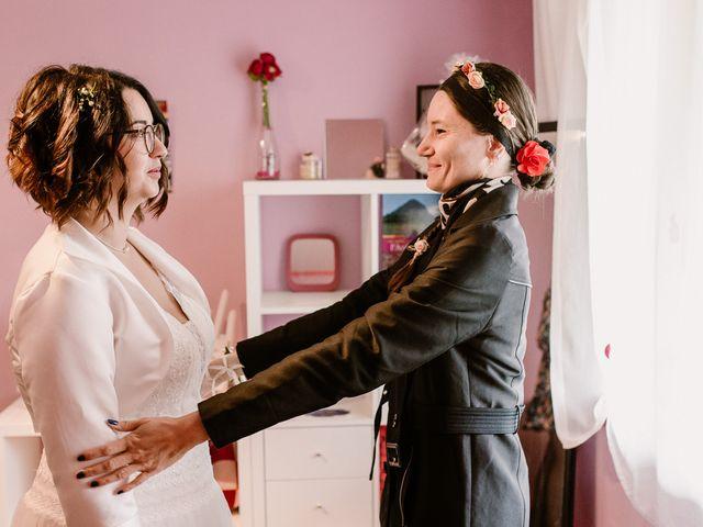 Le mariage de Julien et Laurie à Saint-Romain-de-Lerps, Ardèche 12