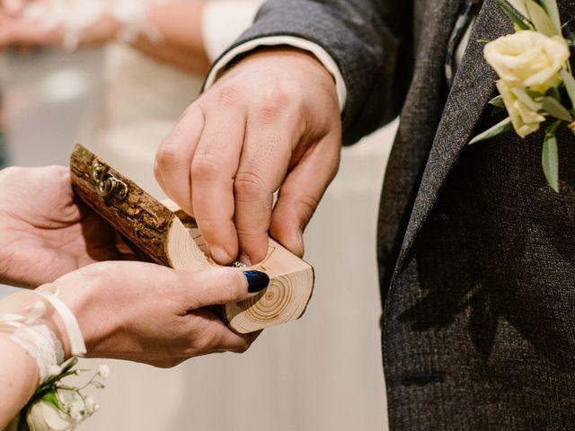 Le mariage de Julien et Laurie à Saint-Romain-de-Lerps, Ardèche 24