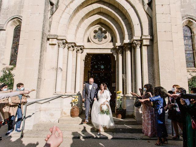 Le mariage de Julien et Laurie à Saint-Romain-de-Lerps, Ardèche 34