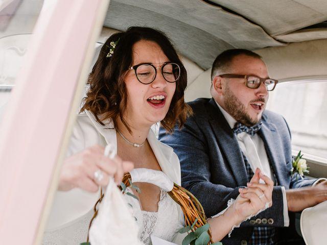 Le mariage de Julien et Laurie à Saint-Romain-de-Lerps, Ardèche 35