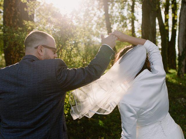 Le mariage de Julien et Laurie à Saint-Romain-de-Lerps, Ardèche 41
