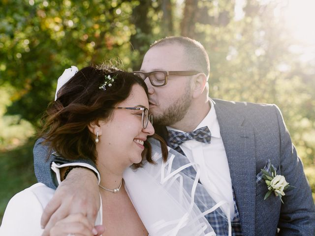Le mariage de Julien et Laurie à Saint-Romain-de-Lerps, Ardèche 42