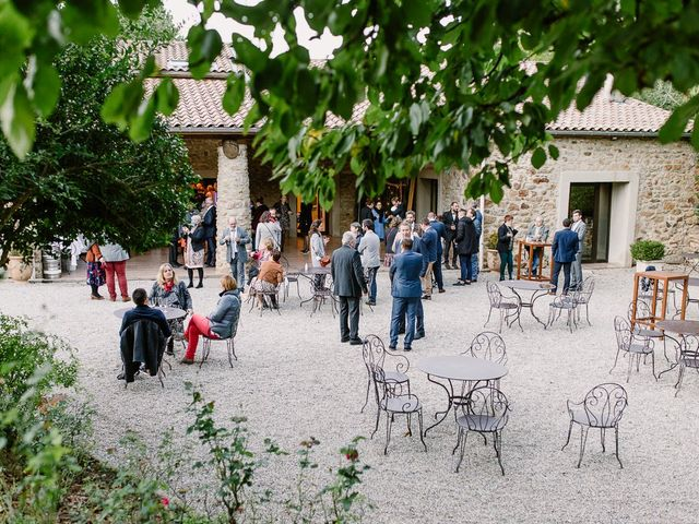 Le mariage de Julien et Laurie à Saint-Romain-de-Lerps, Ardèche 60