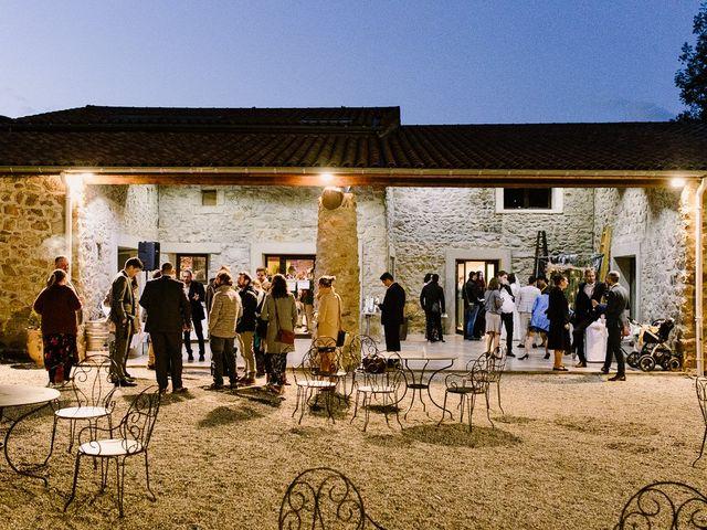 Le mariage de Julien et Laurie à Saint-Romain-de-Lerps, Ardèche 62