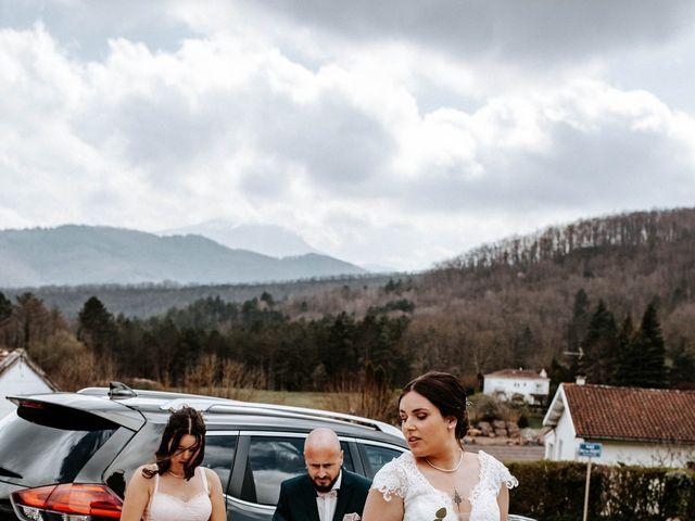 Le mariage de Joshua et Laura à Mirepoix, Ariège 4