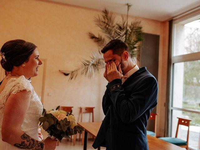 Le mariage de Joshua et Laura à Mirepoix, Ariège 9
