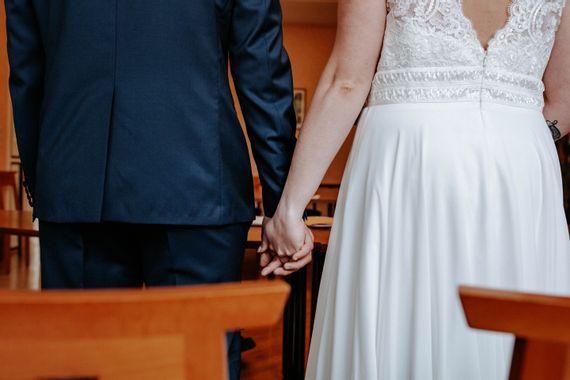 Le mariage de Joshua et Laura à Mirepoix, Ariège 1