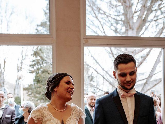 Le mariage de Joshua et Laura à Mirepoix, Ariège 18