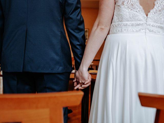 Le mariage de Joshua et Laura à Mirepoix, Ariège 20
