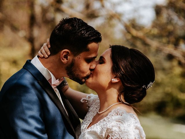 Le mariage de Joshua et Laura à Mirepoix, Ariège 23