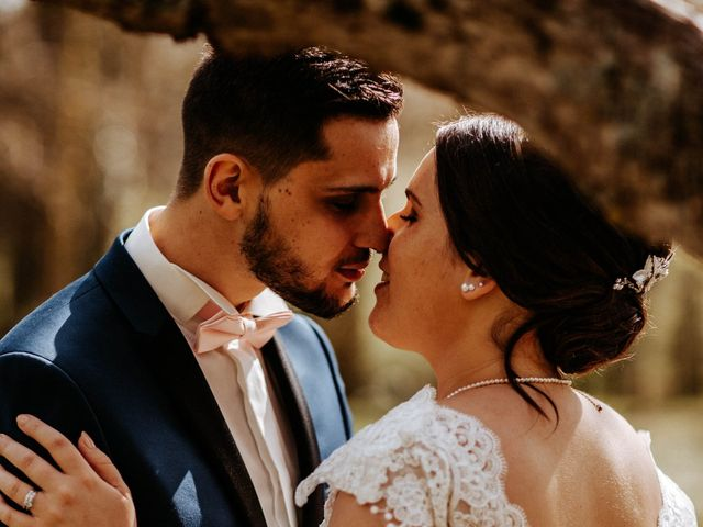 Le mariage de Joshua et Laura à Mirepoix, Ariège 24