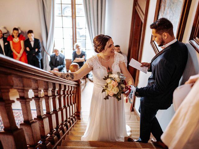 Le mariage de Joshua et Laura à Mirepoix, Ariège 40