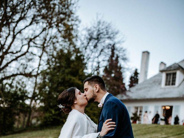 Le mariage de Joshua et Laura à Mirepoix, Ariège 66