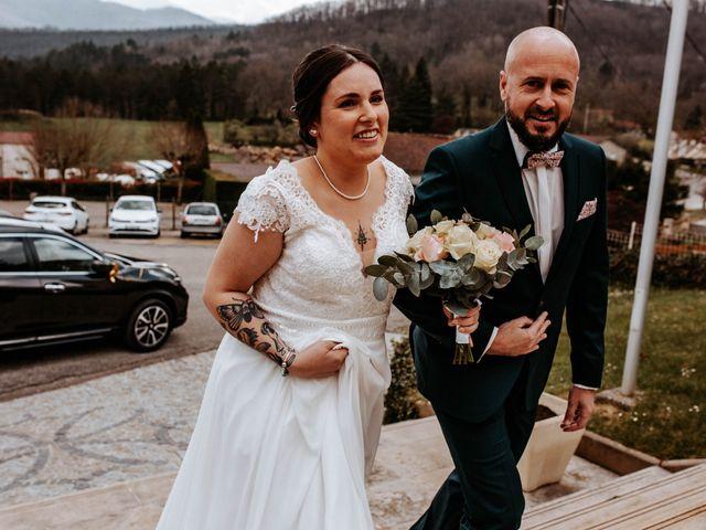 Le mariage de Joshua et Laura à Mirepoix, Ariège 5