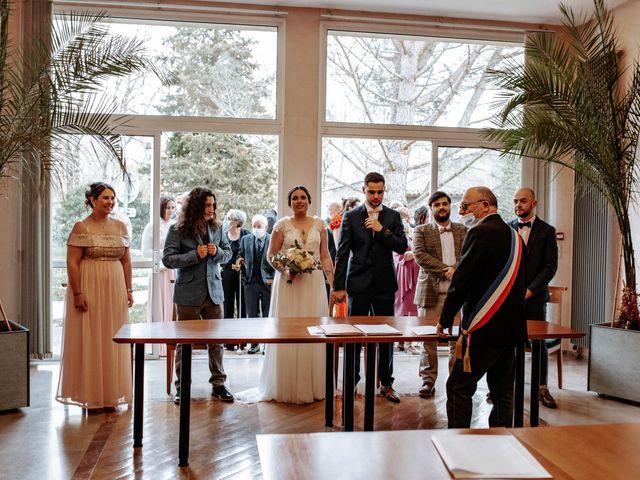 Le mariage de Joshua et Laura à Mirepoix, Ariège 19