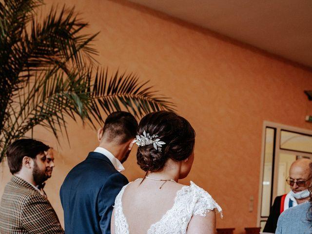 Le mariage de Joshua et Laura à Mirepoix, Ariège 21