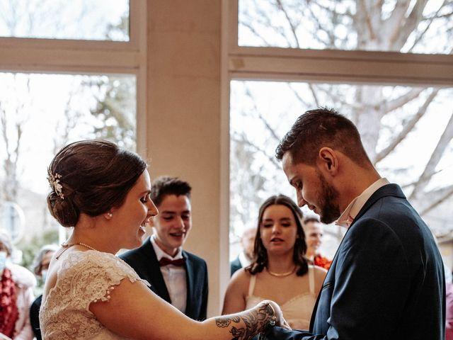 Le mariage de Joshua et Laura à Mirepoix, Ariège 15