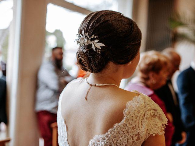 Le mariage de Joshua et Laura à Mirepoix, Ariège 16