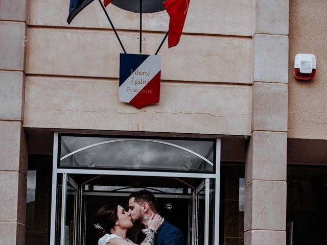 Le mariage de Joshua et Laura à Mirepoix, Ariège 22