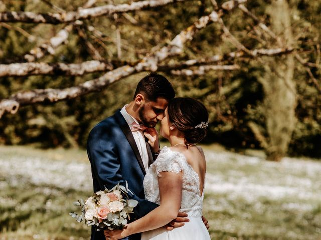 Le mariage de Joshua et Laura à Mirepoix, Ariège 30